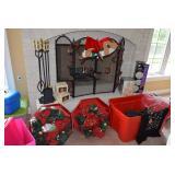 Fireplace Tools & Seasonal