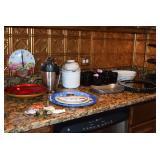 Serverware & Kitchen Items