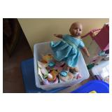 Itty Bitty American Girl Baby Doll & Accessories