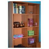 Display Cabinet & Decor