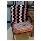 mid modern chair