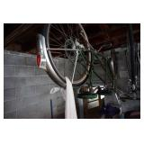 tandem Schwinn bike