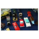 cast cars