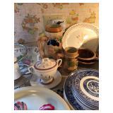 Kitchenware and beer steins