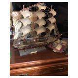 Pirate/sail boat/ship model