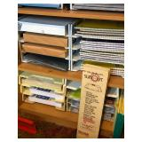 Office/paper supplies- loose leaf, notebooks, printer paper, legal pads