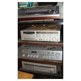 Stereo equipment (Yamaha)