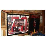 Winningest team NBA single season record for wins April 16, 1996 poster, Michael Jordan poster
