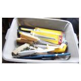 Miscellaneous knifes