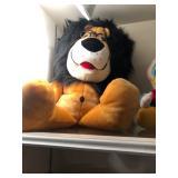 Disney stuffed animals