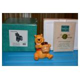 """Winnie the Pooh - Winnie the Pooh and the Honey Tree - """"Time for Something Sweet"""" - 1996 Membership"""