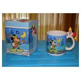 Muggamals - mug with Princess Minnie Mouse at top of handle - bought at Sears