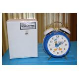 Donald Duck - Alarm Clock - Blue Wind Up