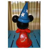 Mickey Mouse - Sorcerers Apprentice - Music Box - perfect condition but bottom cloth piece is missin