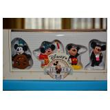 Mickey Mouse 60 years - set of four (4) figures in box - 1988 only Applause