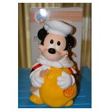 Mickey Mouse with rolling pin; body looks like it is a bag of flour; The Walt Disney Co by Hoan Ltd