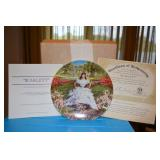 Gone With the Wind - Knowles - Scarlett - 1st plate in GWTW collection,  Limited to 100 firing days,