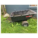 Lawnmower Dump Cart