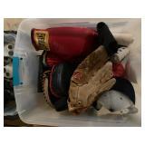 Boxing Gloves, baseball glove