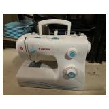Portable Singer Simple sewing machine