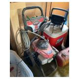 Honda Simpson Power Washer