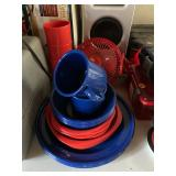 Portable dishes