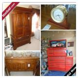 Woodbridge Downsizing Online Auction - Faith Court