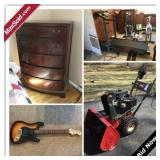 Brewster Downsizing Online Auction - Peaceable Hill