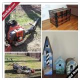 Fairfax Station Moving Online Auction - Clara Barton Dr