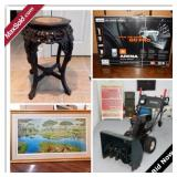 West Orange Downsizing Online Auction - Edgewood Avenue