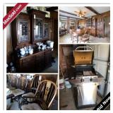 Massapequa Downsizing Online Auction - Harvard Street