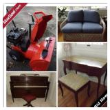 Norwalk Downsizing Online Auction - Gregory Boulevard