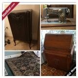 Seattle Downsizing Online Auction - Southwest Dawson Street