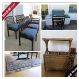 Jackson Downsizing Online Auction - Merion Lane