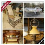 Califon Moving Online Auction - Alder Creek Drive