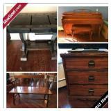 Sea Cliff Downsizing Online Auction - 15th Avenue