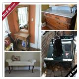 Cranford Downsizing Online Auction - Lincoln Avenue East