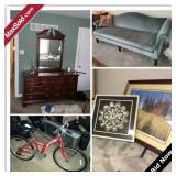 Wilmington Moving Online Auction -  West Clivden Drive