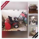 Germantown Moving Sale Online Auction