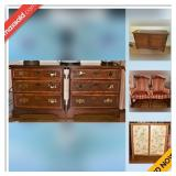Newton Downsizing Online Auction - Suffolk Road