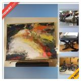 Langhorne Moving Online Auction - Penncrest Drive