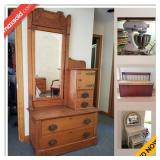 Cheverly Downsizing Online Auction - Crest Avenue