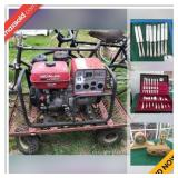 Woodinville Downsizing Online Auction -  North East 133rd Street