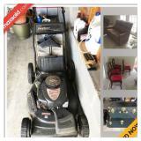 Ashburn Moving Online Auction - Plainfield Street