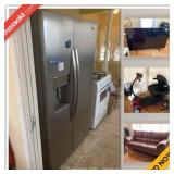 Whittier Moving Online Auction - Flomar Drive