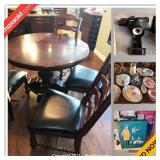 Burbank Moving Online Auction - Haven Way
