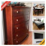 Washington Downsizing Online Auction - L Street NE