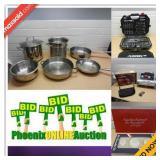 Phoenix Reseller Online Auction - N. 21st Ave.  Suite E.