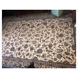 Authentic Pakistani oriental rug - beautiful