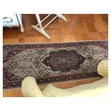 authentic Pakistani runner rug